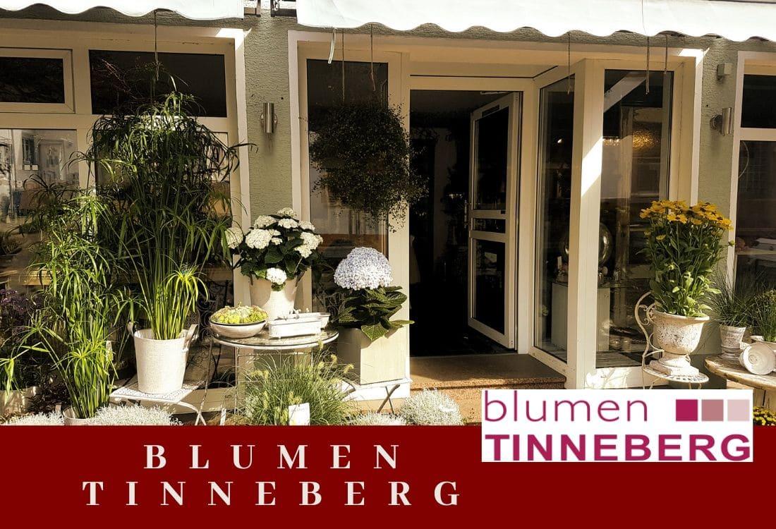 Seite von Blumen Tinneberg Ramstein durch M-Online-Solutions